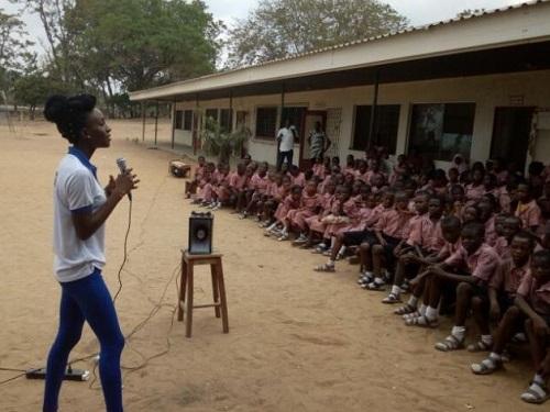 Agboja Linda Ada at ASCL Staff Primary School, Kogi.