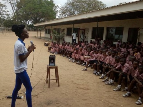 Agboja Linda Ada at ASCL Staff Primary School, Kogi.