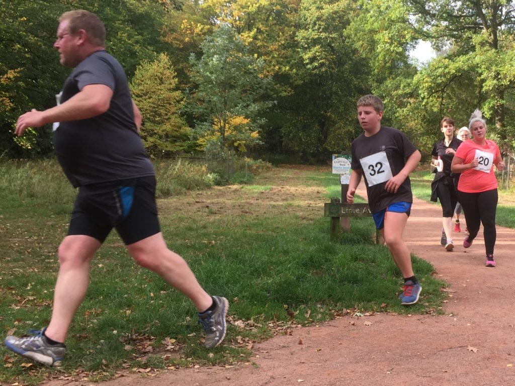 Hope Spring 5K Fun Run - Queenswood Herefordshire