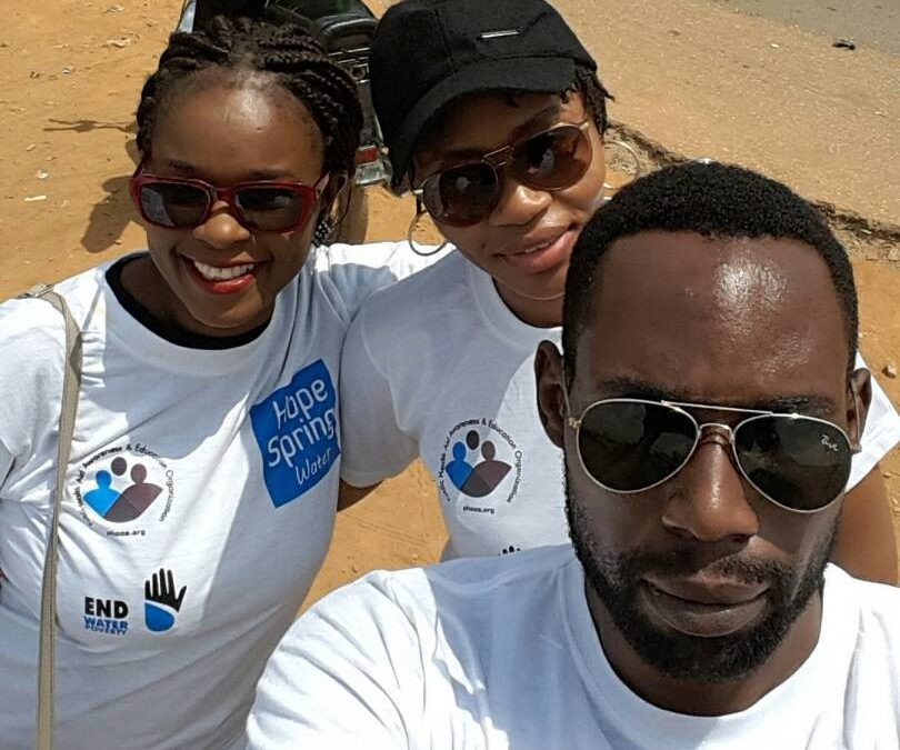 Water Action Month – Walk for water Abuja, Nigeria