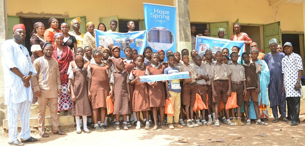 Water, Sanitation and Hygiene Education in Schools; Key to Unlock SDG 6 in Nigeria