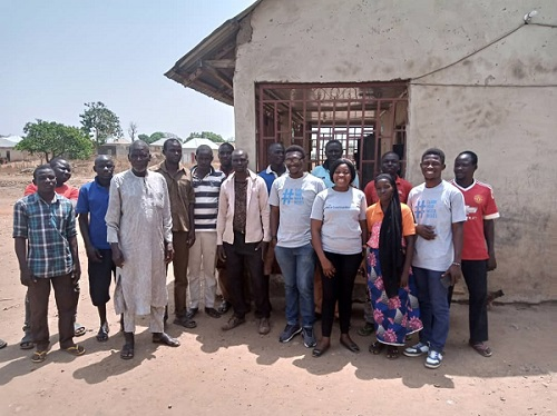 Claim Your Water Rights Visit to Zhiyinda Community, Abuja